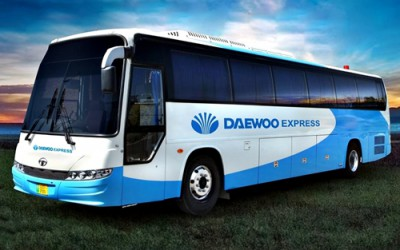 DAEWOO Express Bus Service -Preferable over local transport?