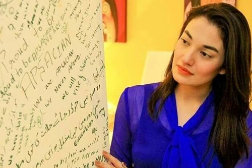 Muniba Mazari , a Story of Strength & Motivation