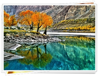 Beautiful Lakes in Pakistan