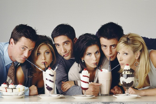 Have you not Watched the TV-Series FRIENDS yet?