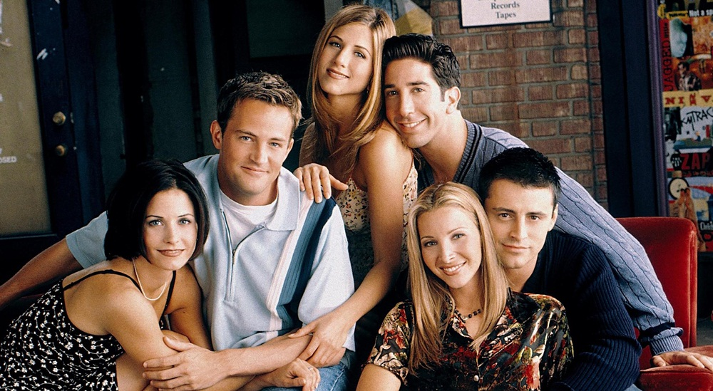 TV-Series FRIENDS
