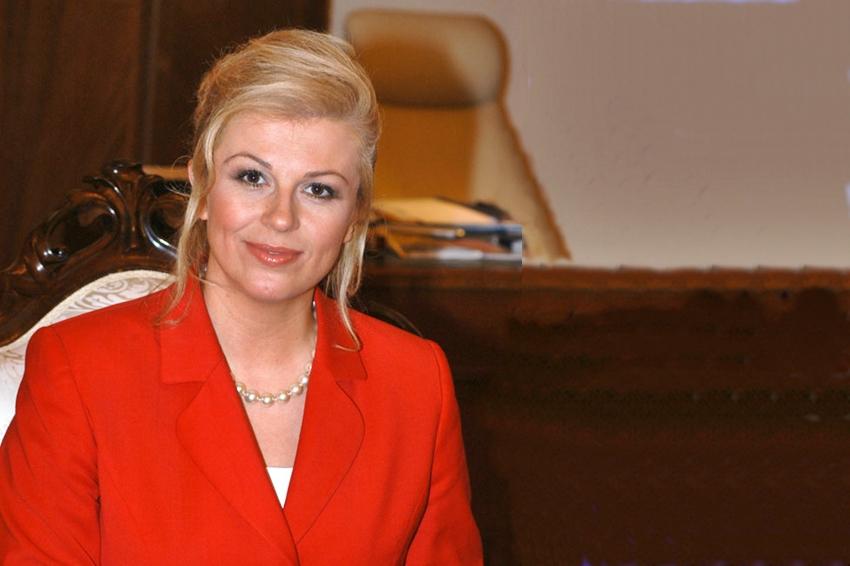 Kolinda Grabar , The Gorgeous Female President