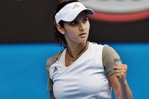 A Report about Sania Mirza – The Shining Tennis Star