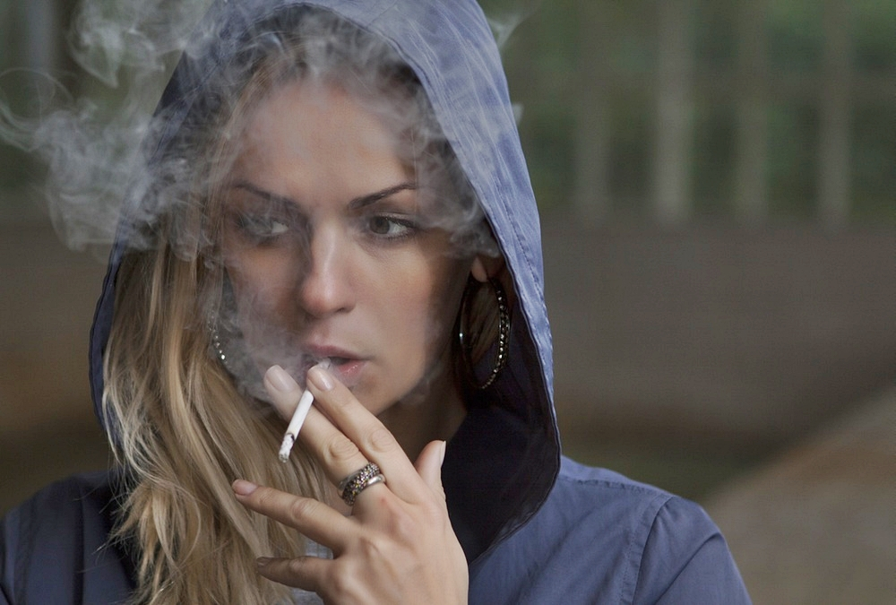 Trend of Smoking Among Girls