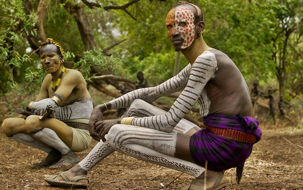 Weird Cultures around the World